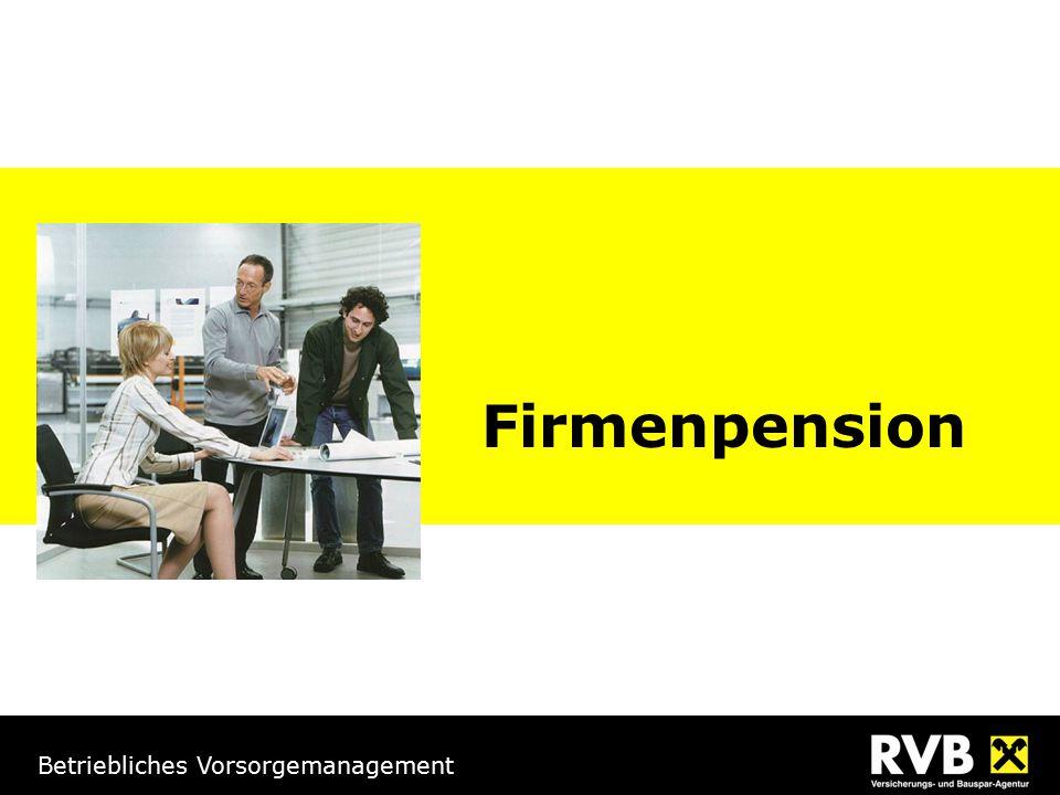 Firmenpension