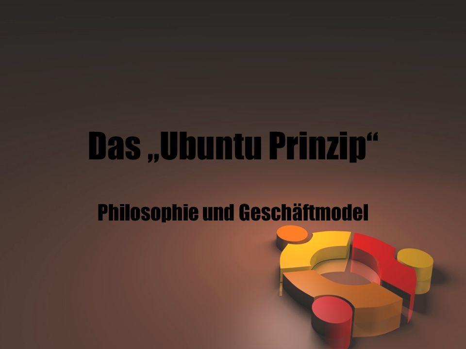 Philosophie und Geschäftmodel