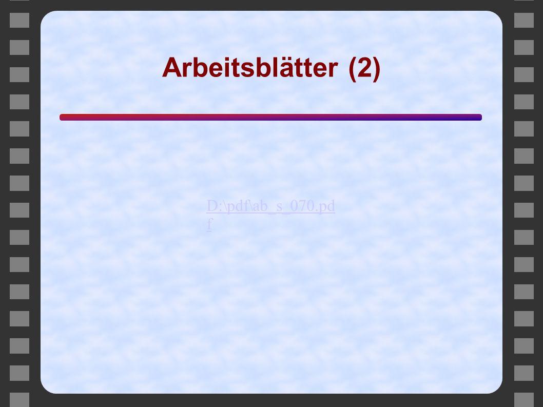 Arbeitsblätter (2) D:\pdf\ab_s_070.pdf
