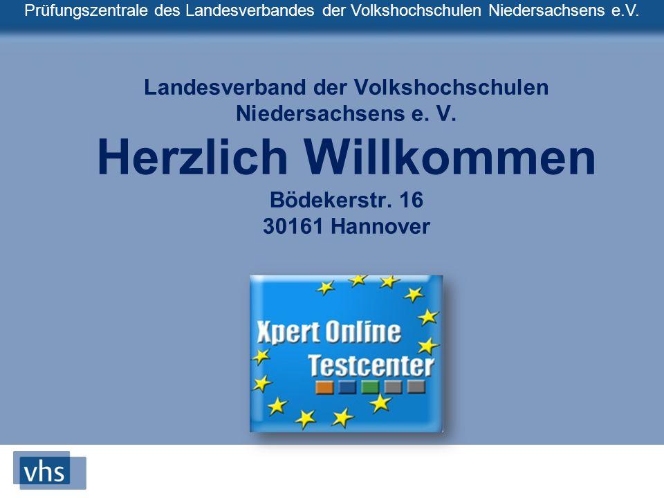 Landesverband der Volkshochschulen Niedersachsens e. V