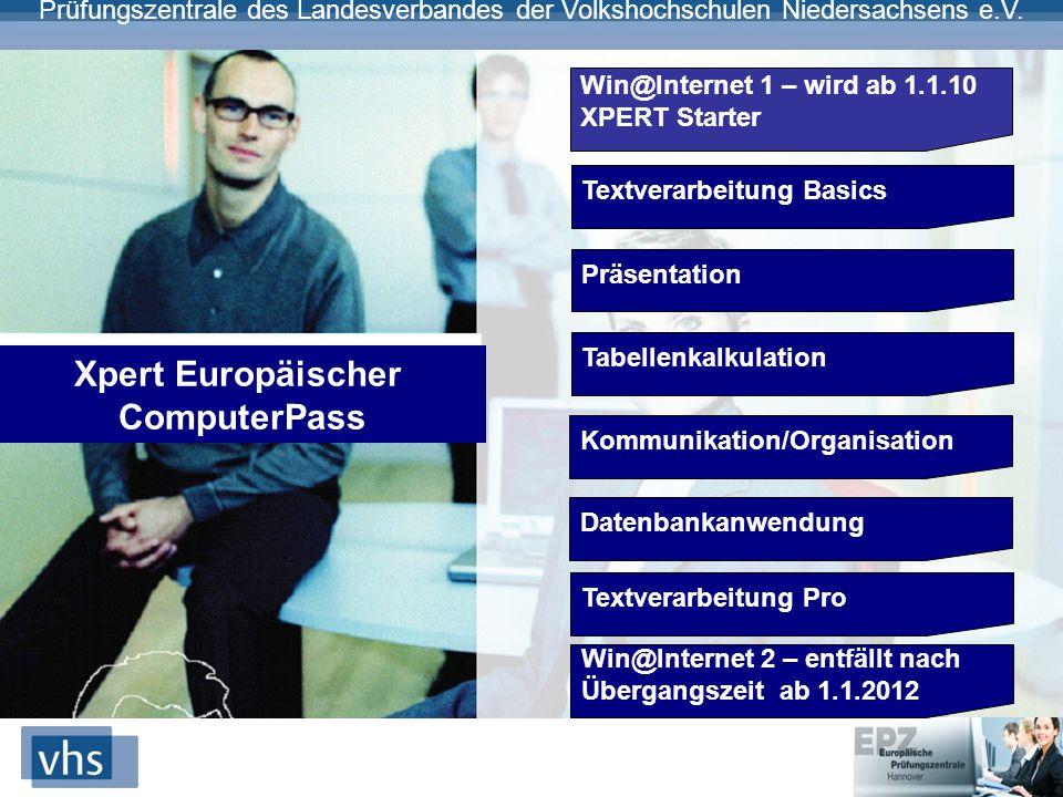 Xpert Europäischer ComputerPass