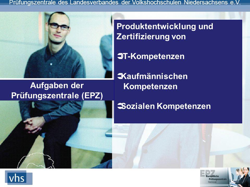 Prüfungszentrale (EPZ)