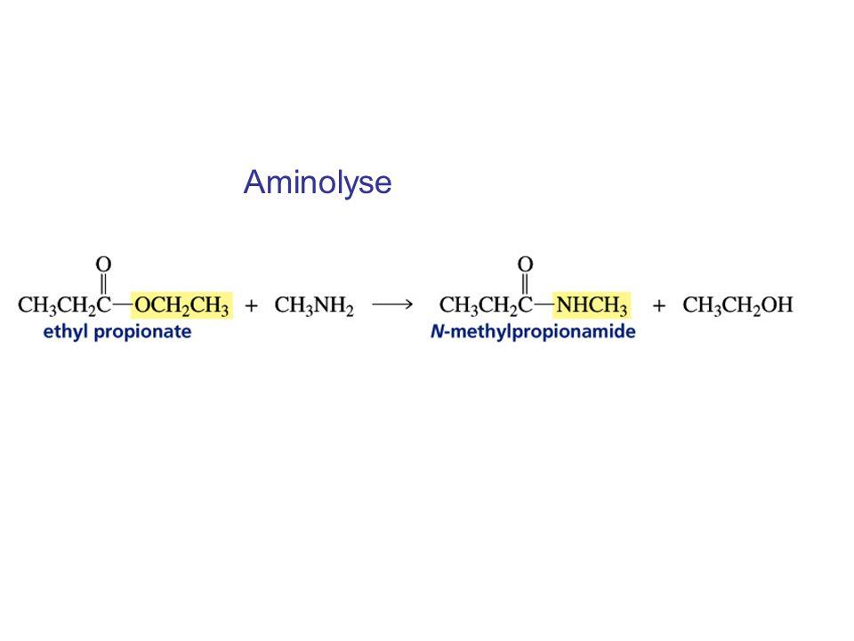 Aminolyse