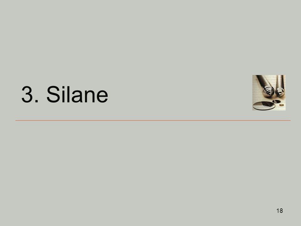 3. Silane