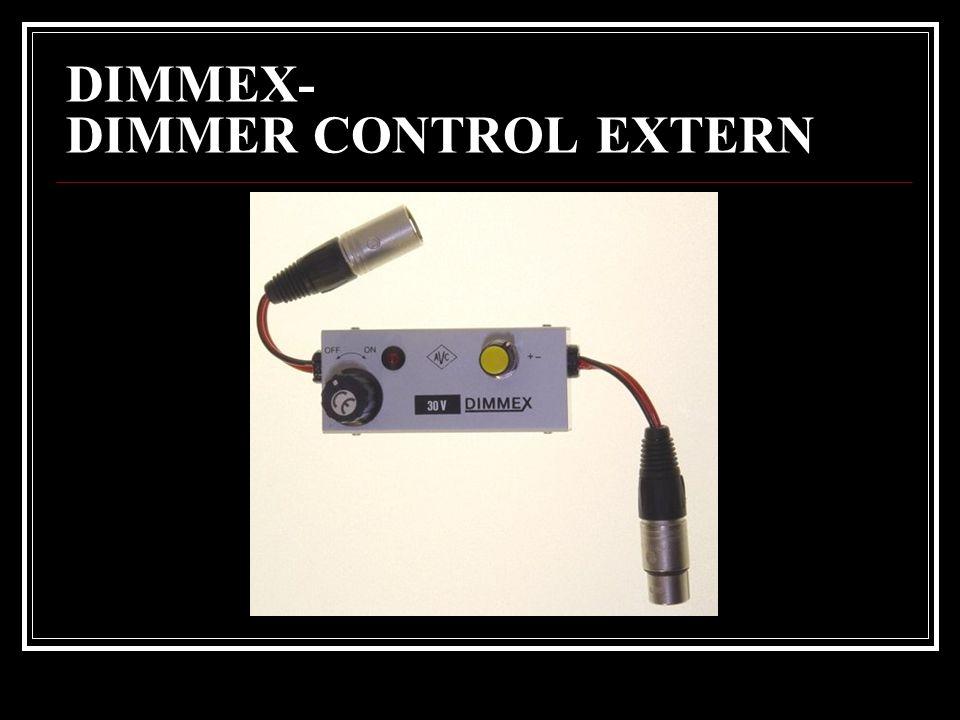 DIMMEX- DIMMER CONTROL EXTERN