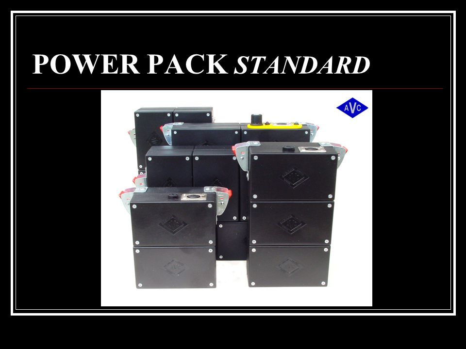 POWER PACK STANDARD