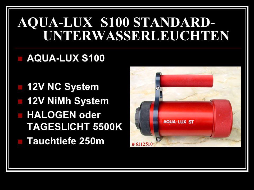 AQUA-LUX S100 STANDARD- UNTERWASSERLEUCHTEN