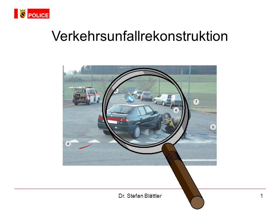 Verkehrsunfallrekonstruktion
