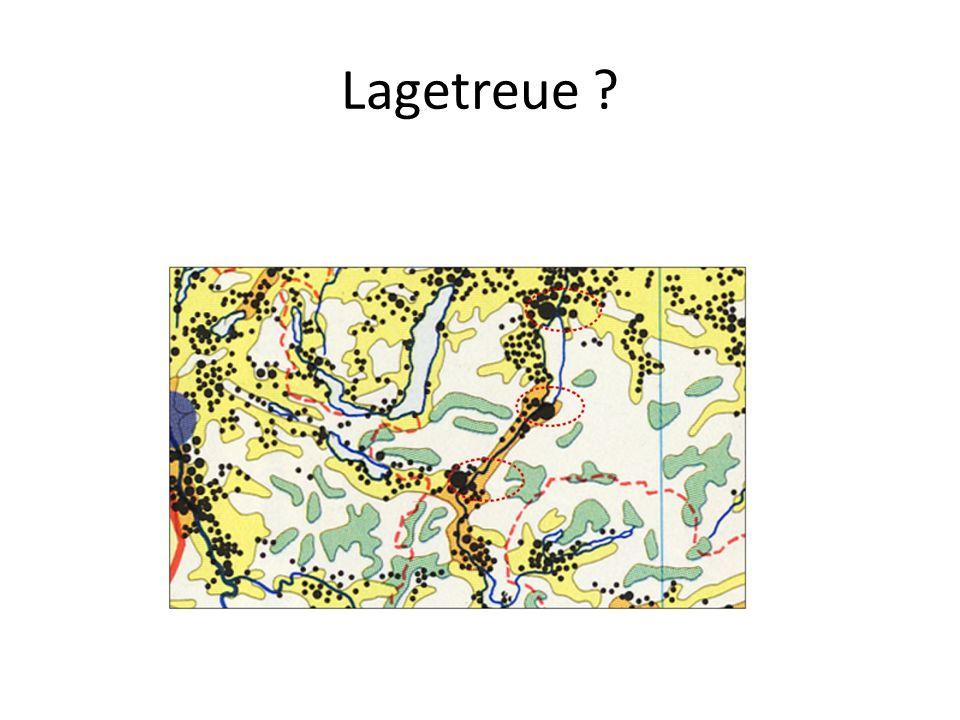 Lagetreue