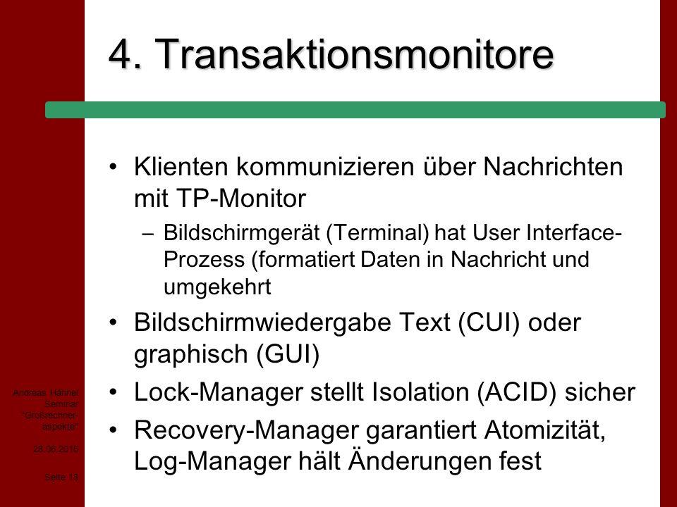 4. Transaktionsmonitore