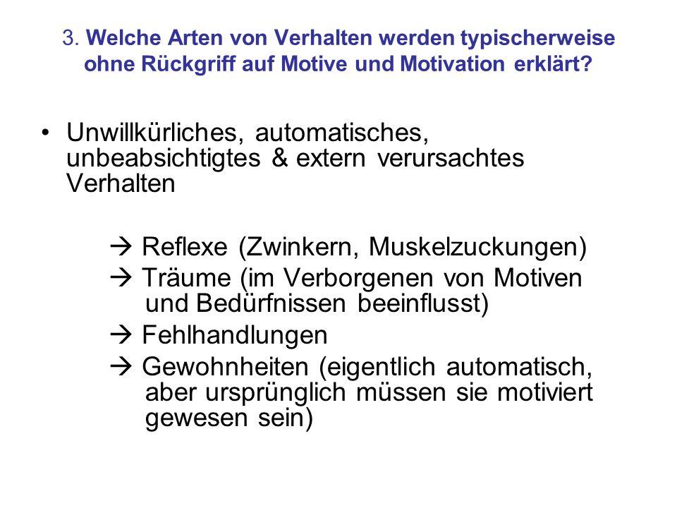  Reflexe (Zwinkern, Muskelzuckungen)