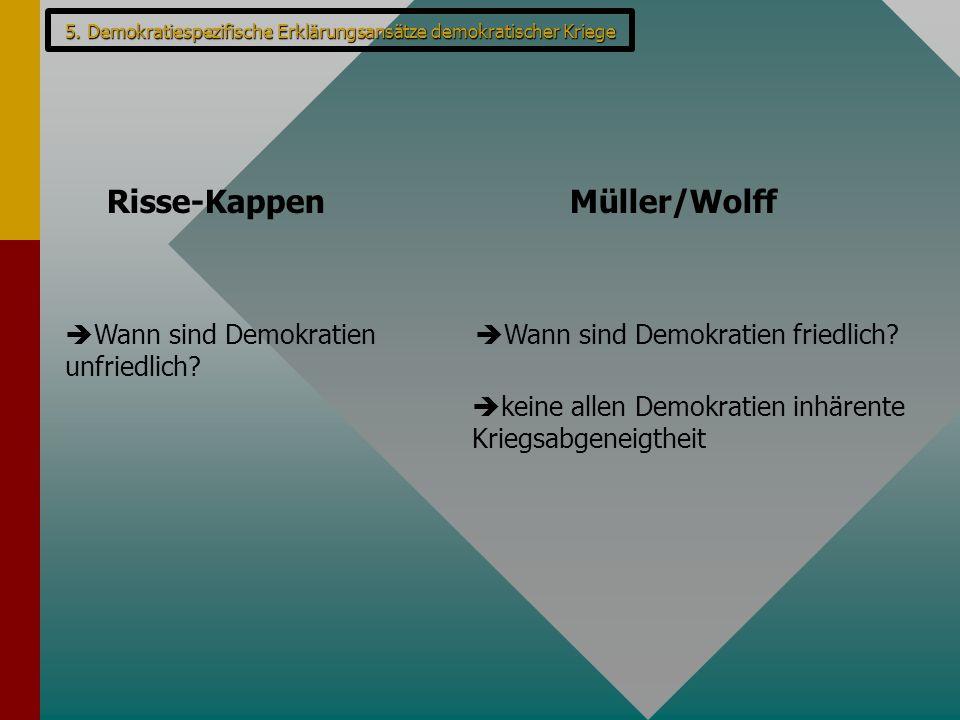 Risse-Kappen Müller/Wolff