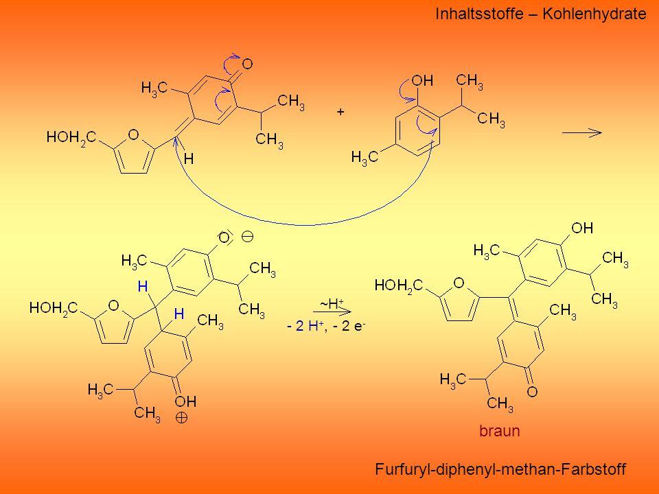 Inhaltsstoffe – Kohlenhydrate