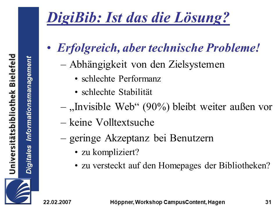 DigiBib: Ist das die Lösung