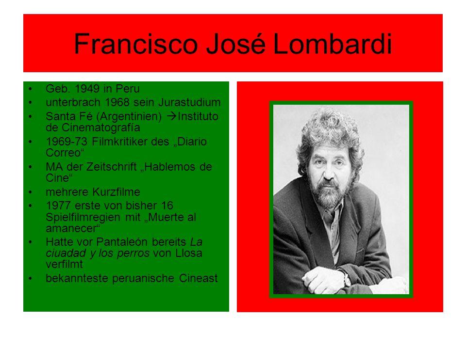 Francisco José Lombardi