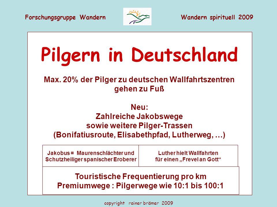Pilgern in Deutschland