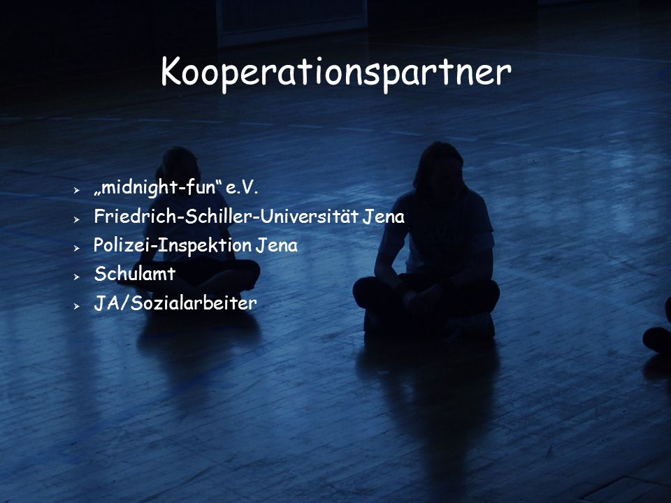 "Kooperationspartner ""midnight-fun e.V."