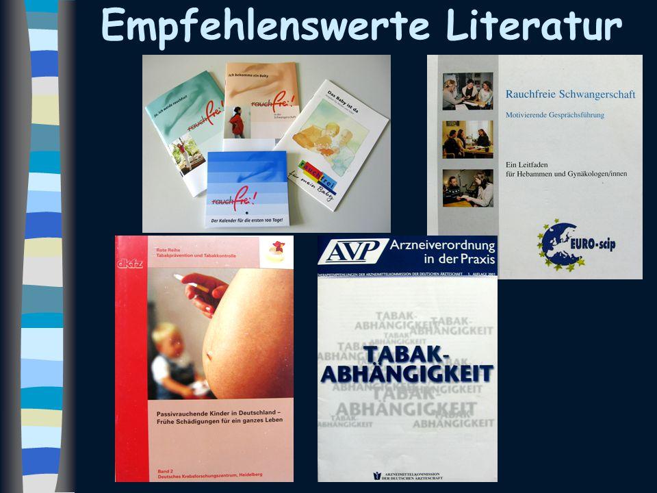 Empfehlenswerte Literatur