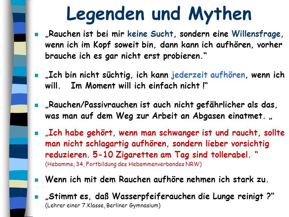 Legenden und Mythen
