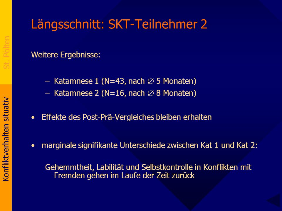 Längsschnitt: SKT-Teilnehmer 2