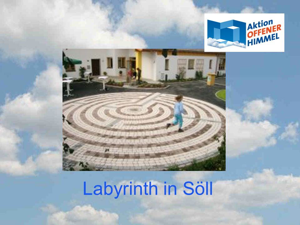 Labyrinth in Söll