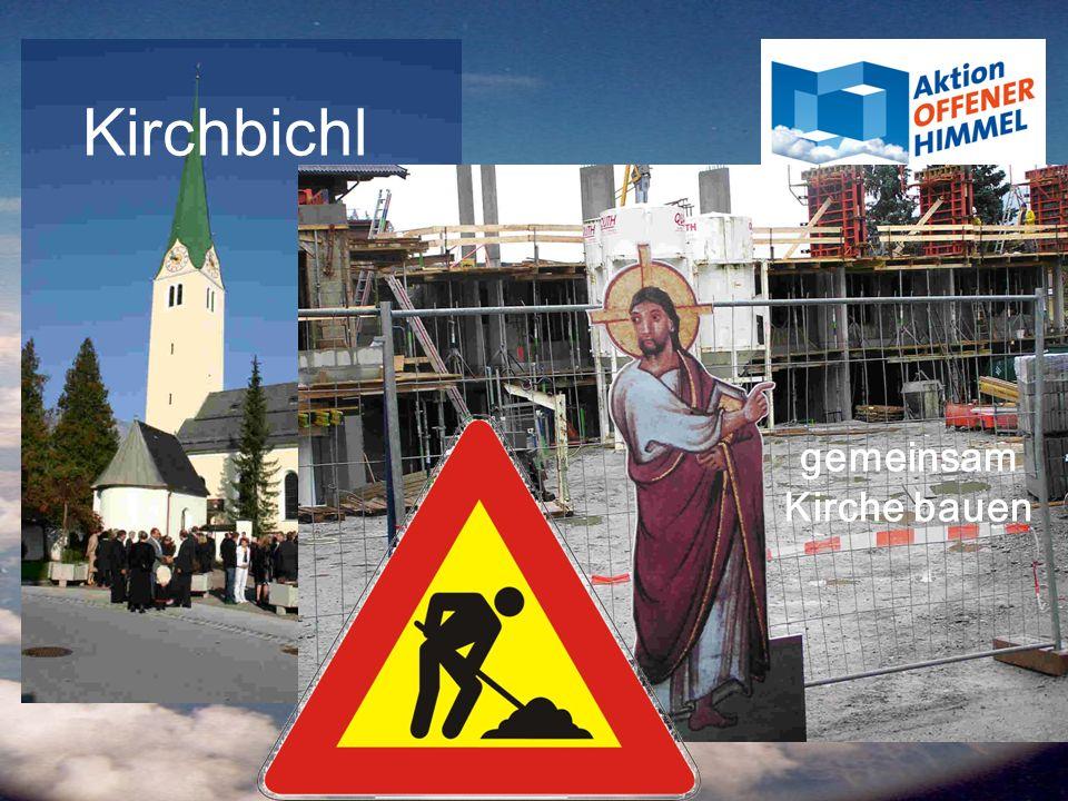 gemeinsam Kirche bauen