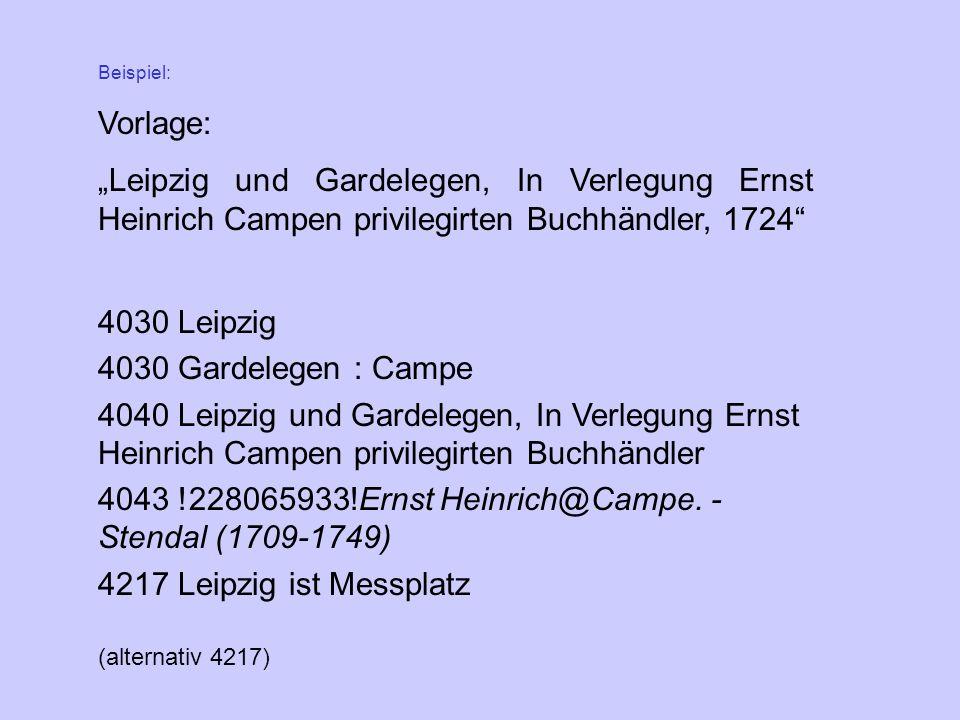 4043 !228065933!Ernst Heinrich@Campe. - Stendal (1709-1749)