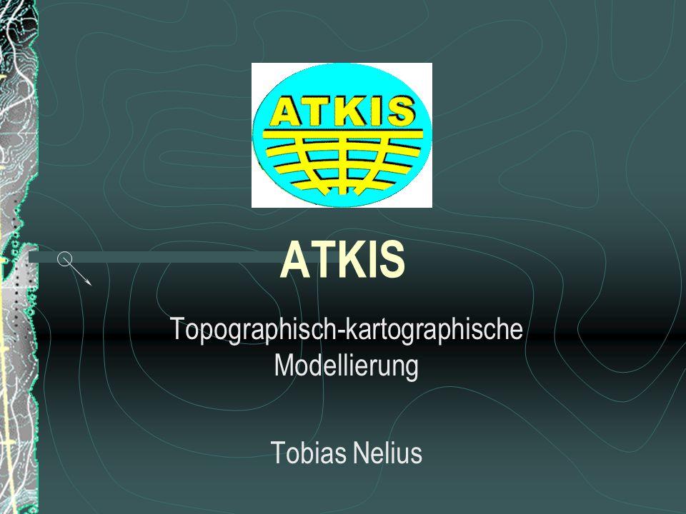 Topographisch-kartographische Modellierung Tobias Nelius