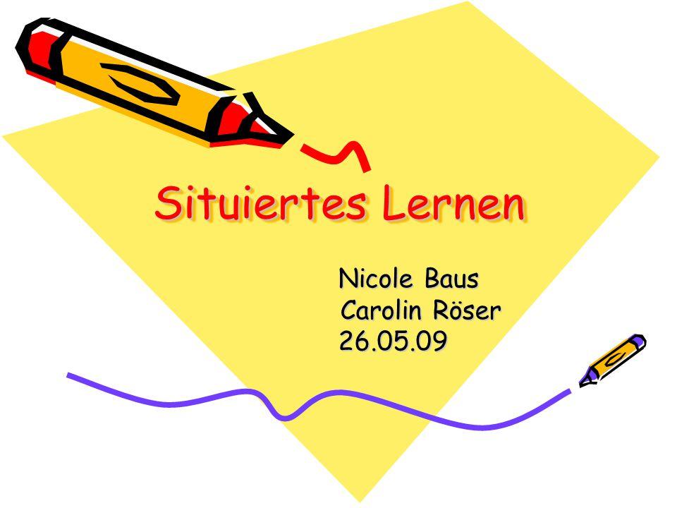 Nicole Baus Carolin Röser 26.05.09