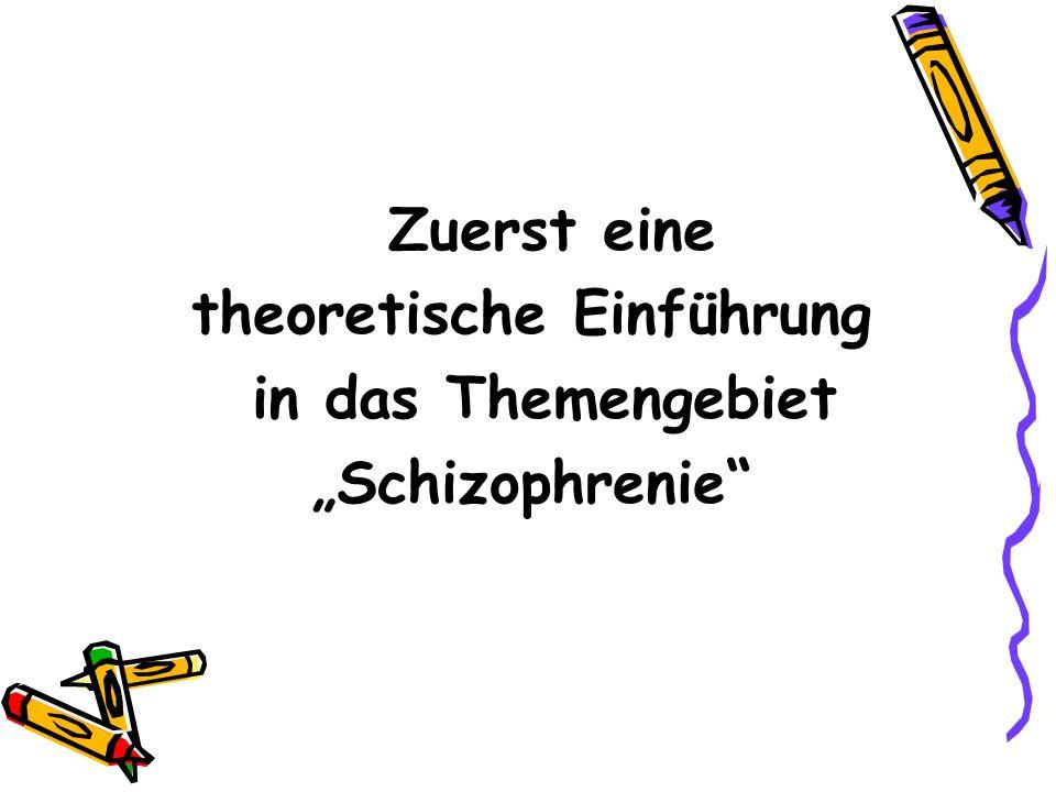 theoretische Einführung