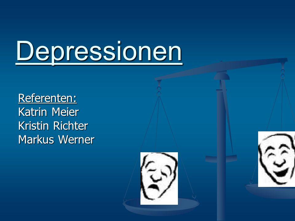 Referenten: Katrin Meier Kristin Richter Markus Werner