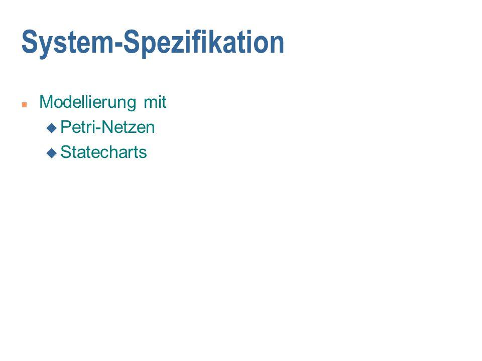 System-Spezifikation