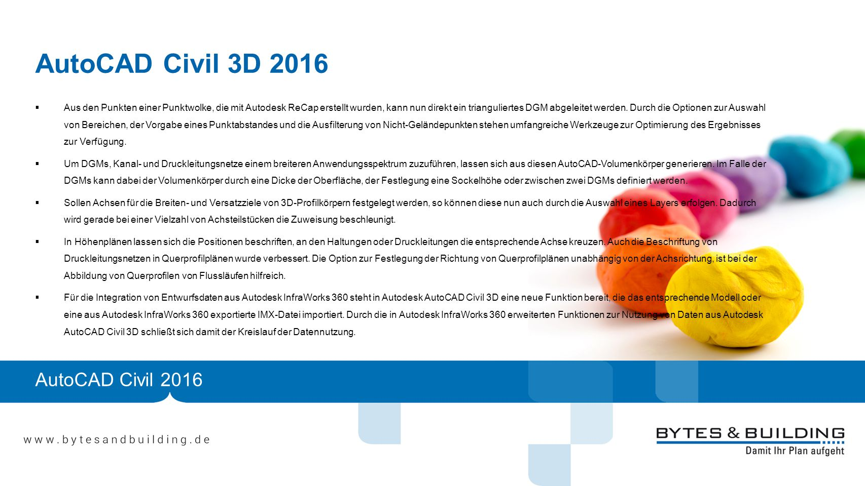 AutoCAD Civil 3D 2016 AutoCAD Civil 2016