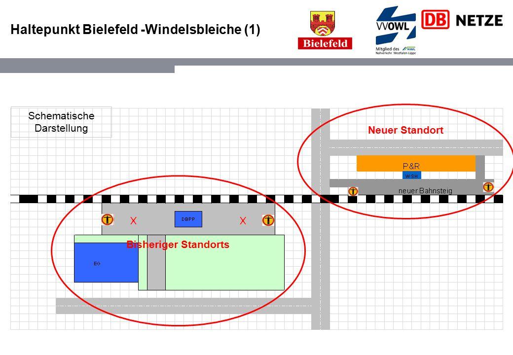 Haltepunkt Bielefeld -Windelsbleiche (1)