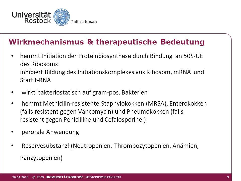 Wirkmechanismus & therapeutische Bedeutung