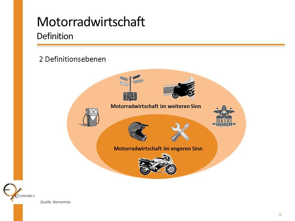 Motorradwirtschaft Definition