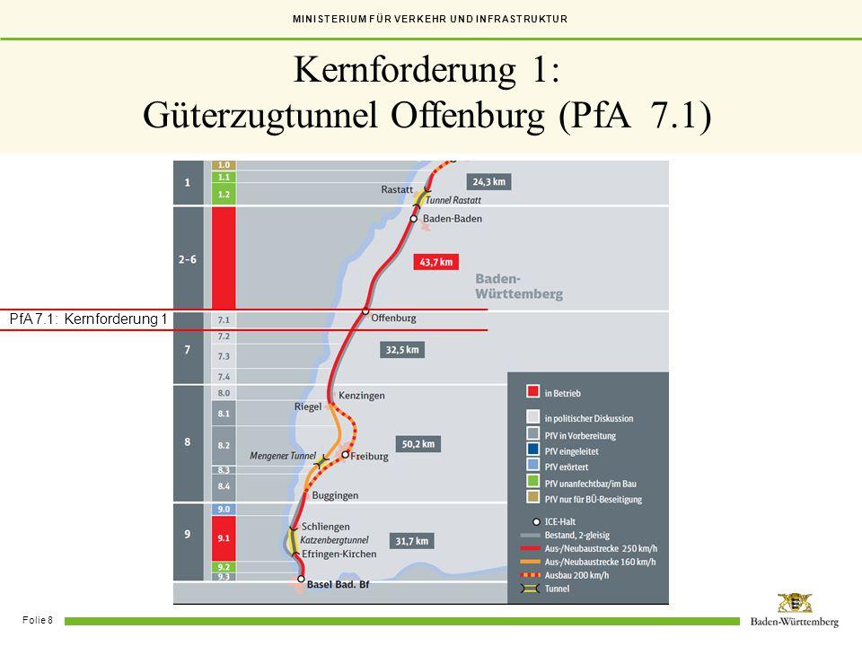 Güterzugtunnel Offenburg (PfA 7.1)