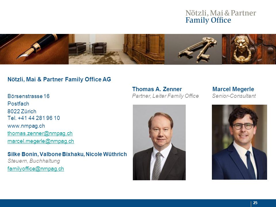 Nötzli, Mai & Partner Family Office AG