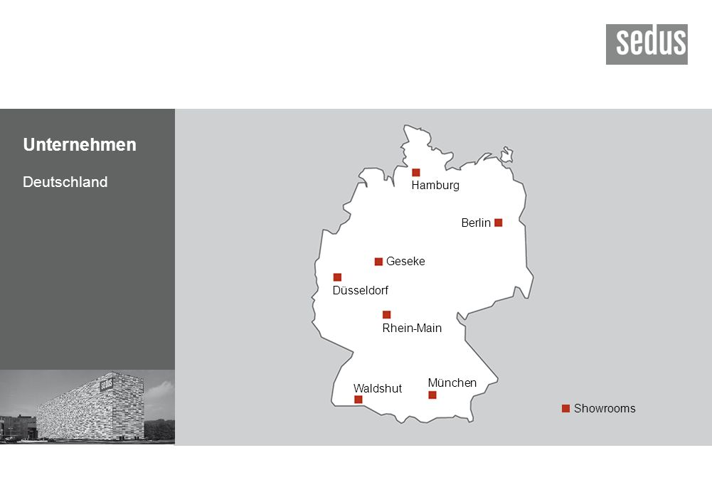 Unternehmen Deutschland Hamburg Berlin Geseke Düsseldorf Rhein-Main