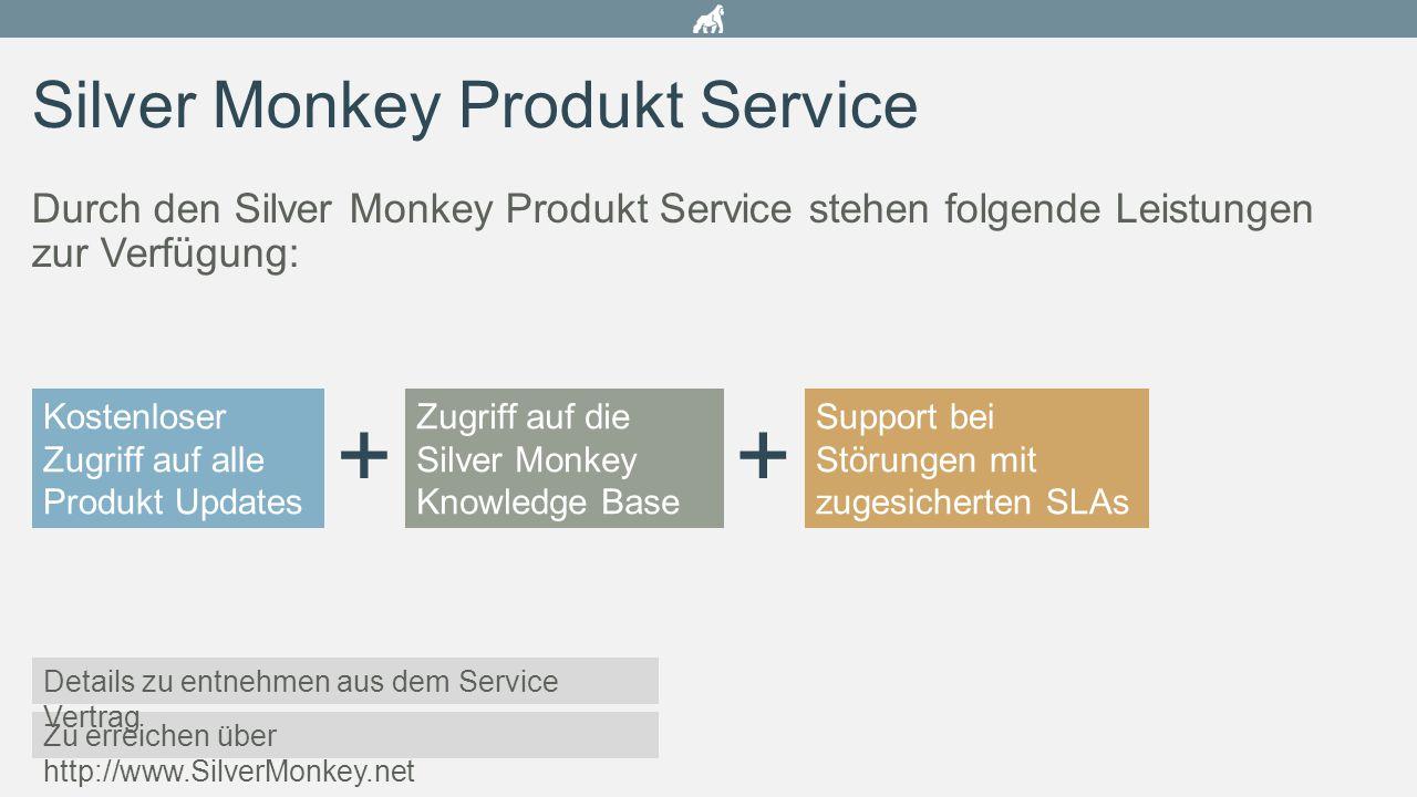 Silver Monkey Produkt Service