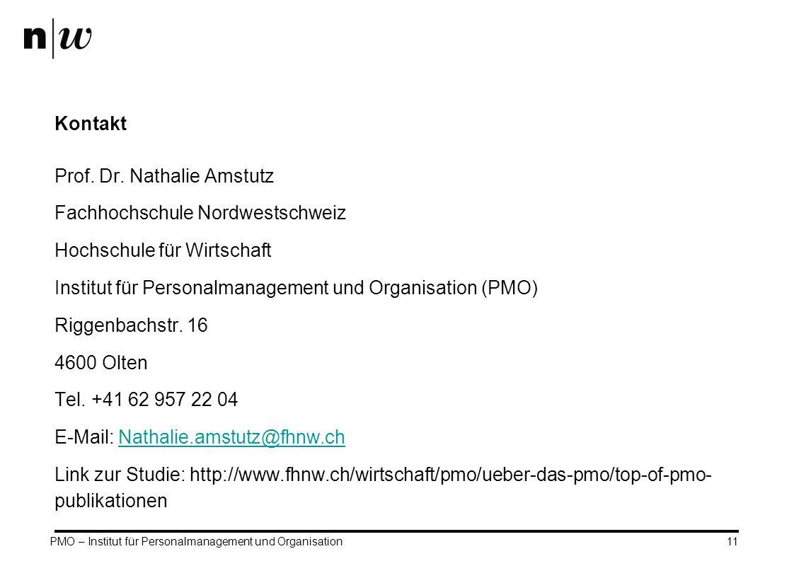 Prof. Dr. Nathalie Amstutz Fachhochschule Nordwestschweiz