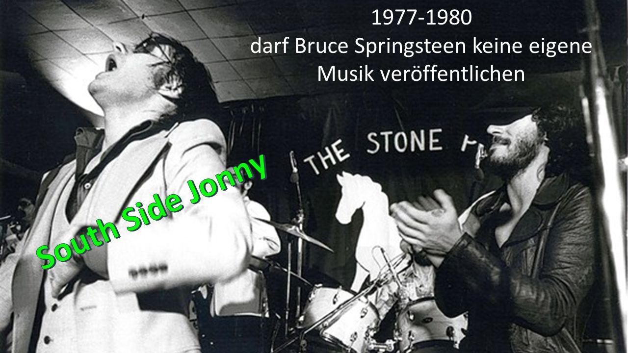 darf Bruce Springsteen keine eigene Musik veröffentlichen