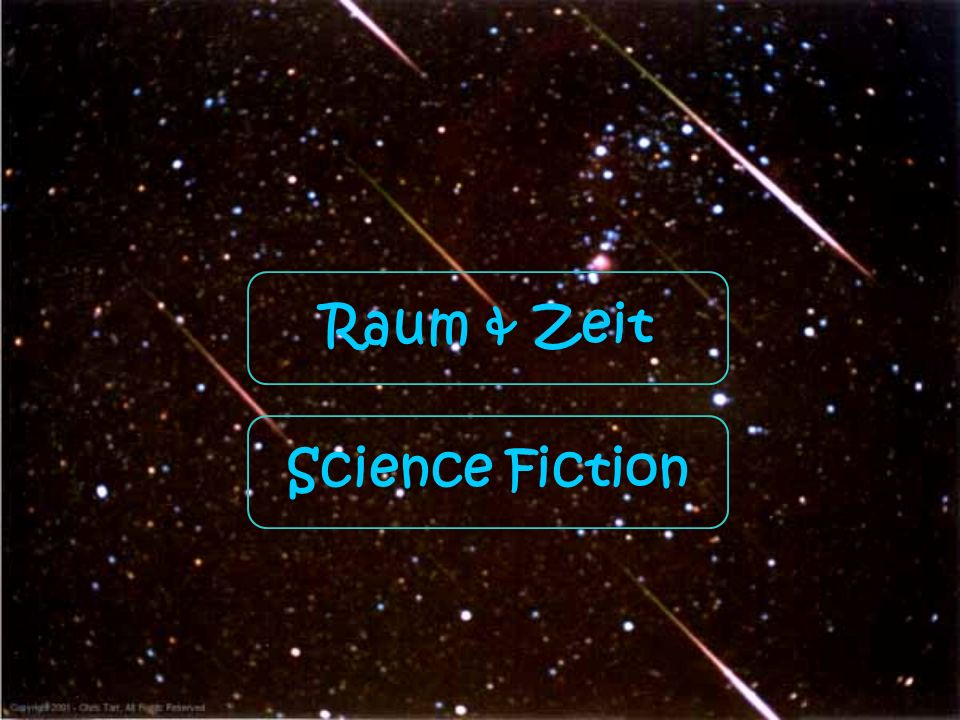 Raum & Zeit Science Fiction