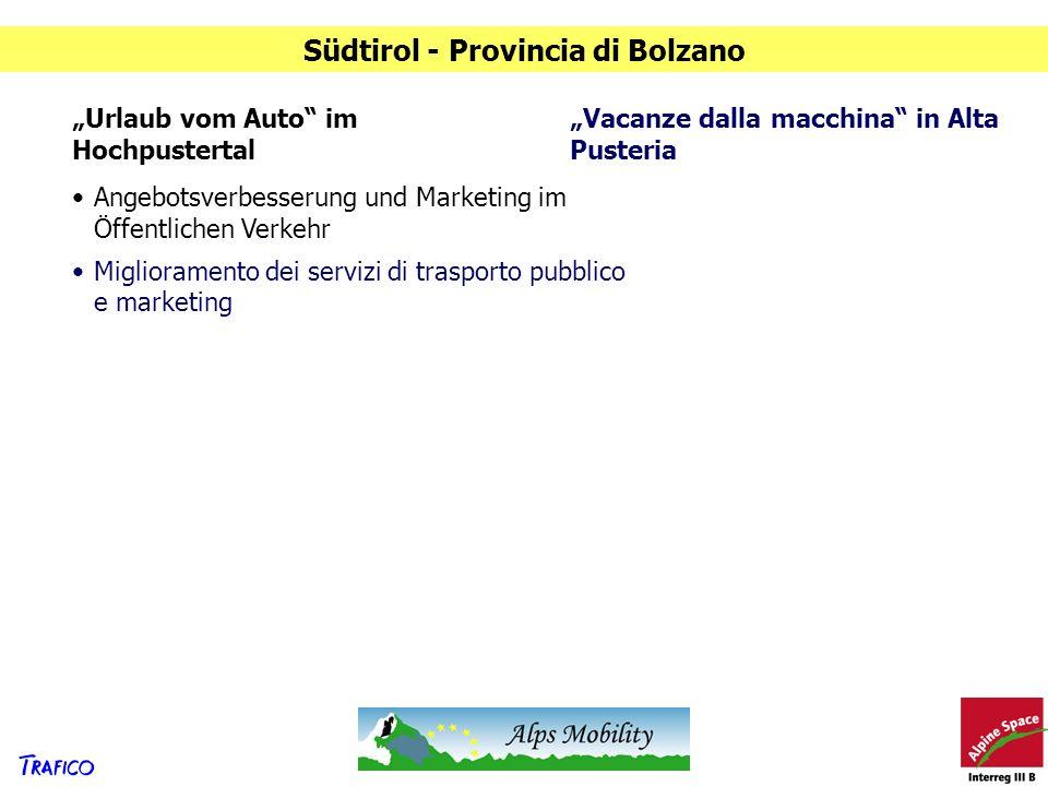 Südtirol - Provincia di Bolzano
