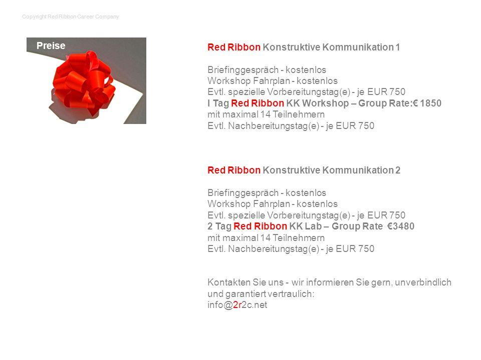 Red Ribbon Konstruktive Kommunikation 1 Briefinggespräch - kostenlos