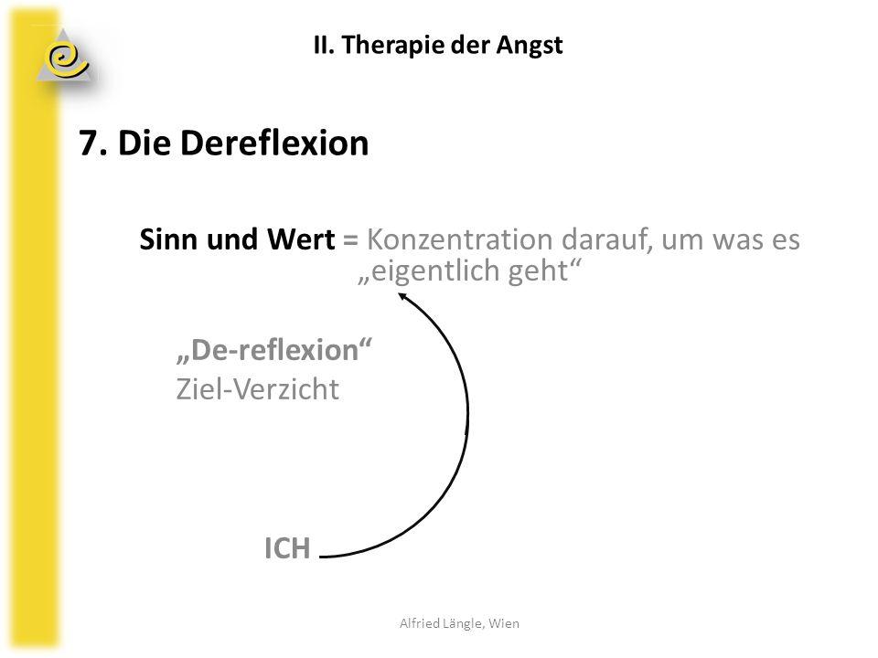 """Sinn und Wert = Konzentration darauf, um was es """"eigentlich geht"""