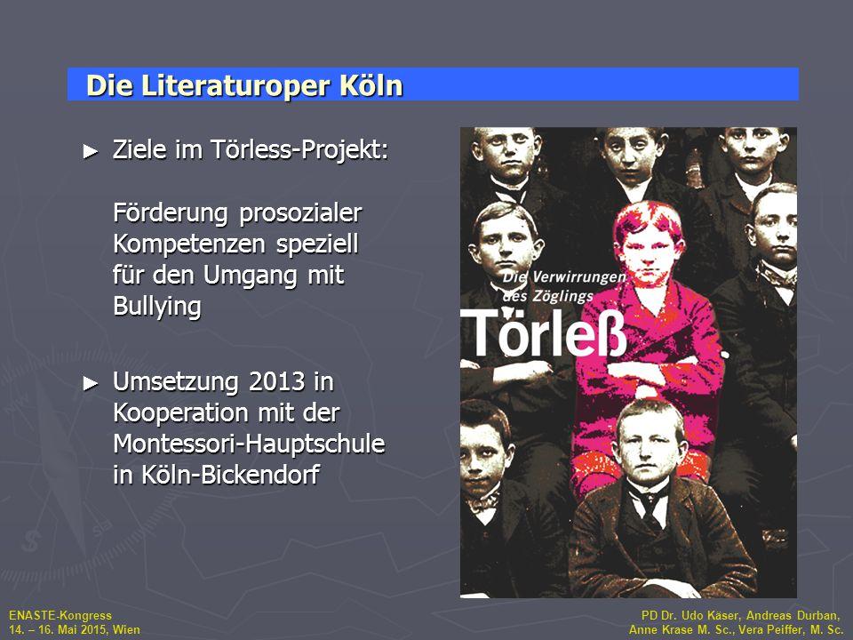 Die Literaturoper Köln