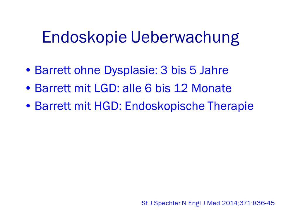 Endoskopie Ueberwachung