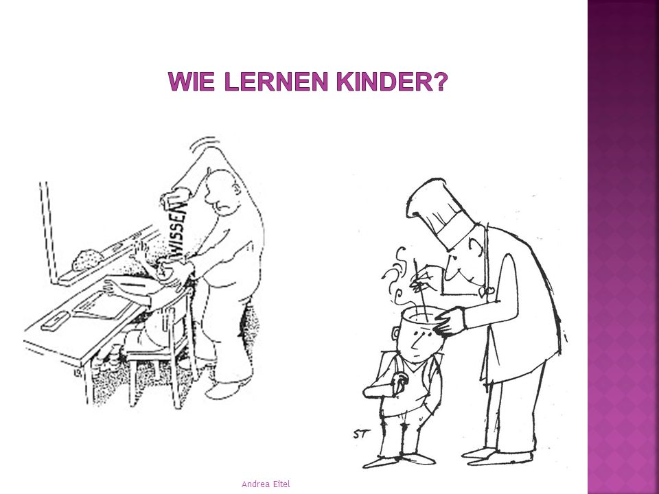 Wie lernen Kinder Andrea Eitel