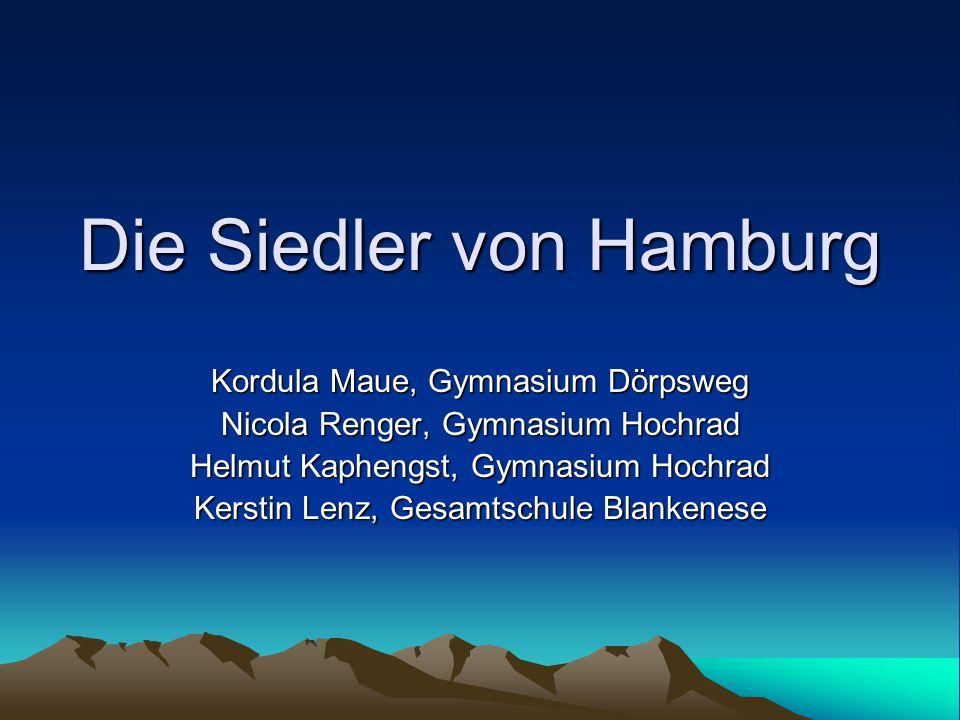 Die Siedler von Hamburg